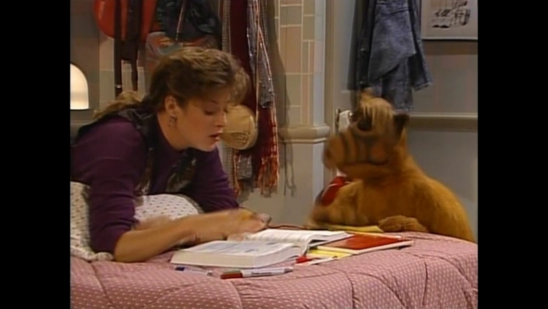 Alf Quote Season 4 Episode 2 _Альф и Линн