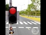 Хорошечный светофор