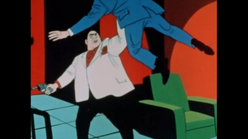 Настоящий Человек-паук 3 сезон 6 серия (1967 – 1970)