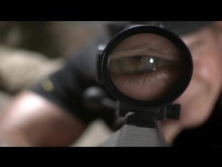 Слоу-мо клип с разными пушками