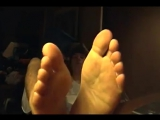 Teen Bare Feet
