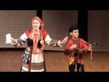 Ольга Щеглова - На заре гармонь играет (Тамбов)
