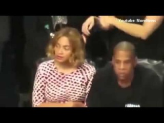 Beyonce Acting Strange (VIDEO) Jay Z & Beyonce Illuminati