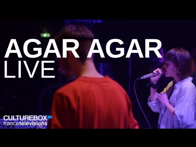 Agar Agar - Live @ la Sirène de la Rochelle