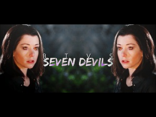 Buffy the vampire slayer | seven devils