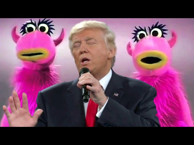 DONALD TRUMP The Muppet Show Mashup
