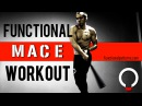 Functional Training Workouts - Rotational Macebell Core Training Exercise
