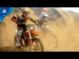 MXGP 3 The Official Motocross Video Game - Customization Trailer  PS4