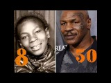 MIKE TYSON Transformation From 5 To 50 Years Old