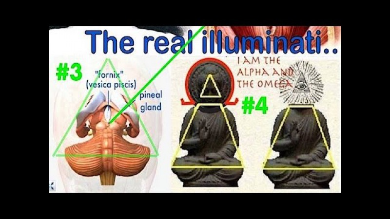 MindBlowing Secrets of the All Seeing Eye, Your Pineal Gland/ Third Eye!