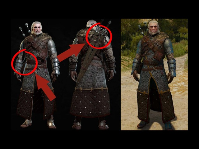 Как и где найти доспехи школы Медведя?/How and where to find the armor of the Bear school?-Witcher 3
