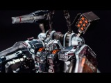 Gundam MG 1/100 FA-78 Full Armor Thunderbolt ver.Ka