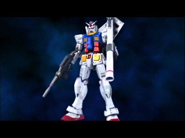 Gundam MG 1/100 RX-78-2 Ver. 3.0