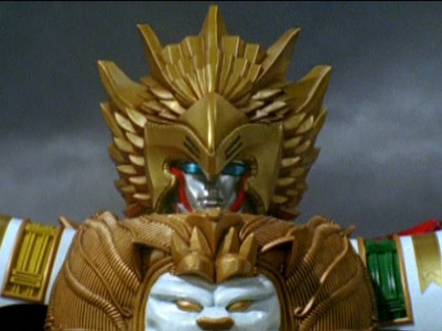 Manticore Megazord First Fight (Power Rangers Mystic Force) - Debut