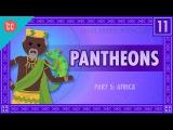 African Pantheons and the Orishas Crash Course World Mythology #11