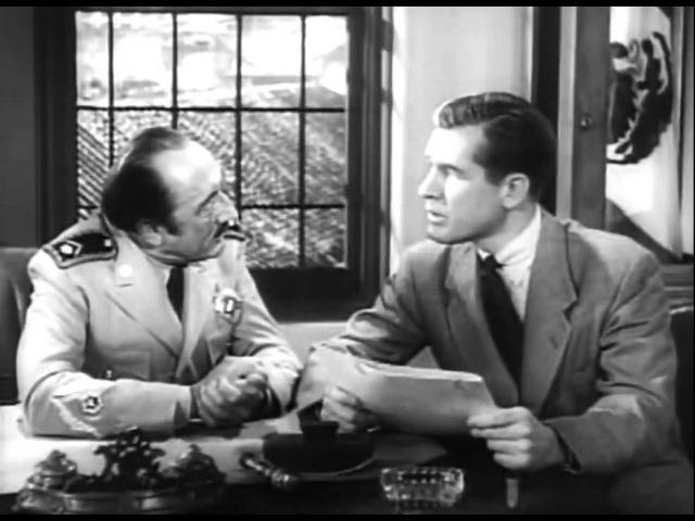 фильм на английском с двойными суб The Hitch Hiker 1953 720p