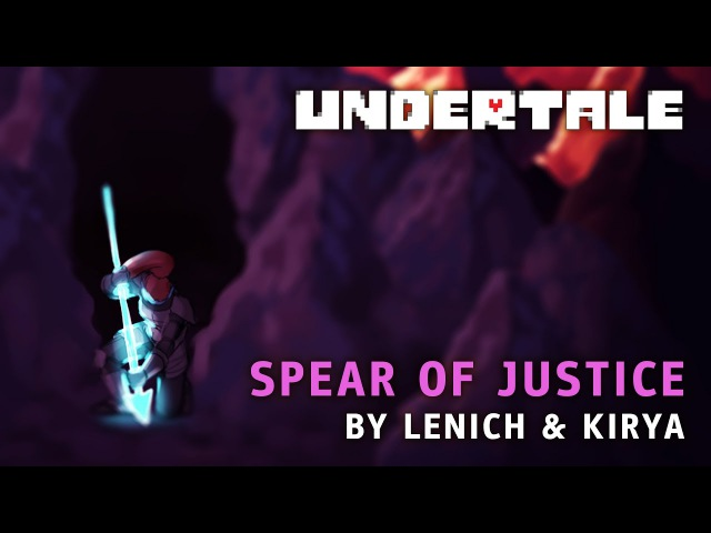 Undertale — Spear Of Justice | Acoustic cover feat. Alina Gingertail