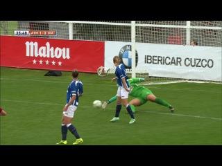 RESUMEN J09 | Atlético de Madrid (4-0) Oiartzun KE