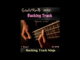 SoulRnB Backing Track in F Major, 90 BPM HIGH QUALITY