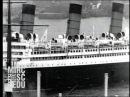 Sailing Day - RMS Aquitania 1930