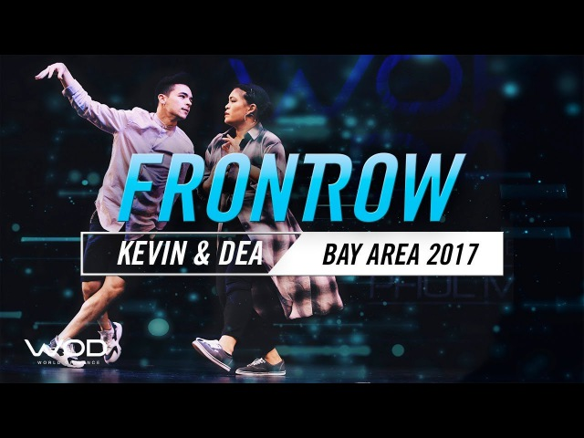 Kevin Dea | FrontRow | World of Dance Bay Area 2017 | WODBAY17