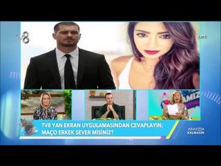 Çağatay Ulusoy'dan Sevgilisi Diyar'a Yasak
