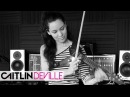 Crying in the Club (Camila Cabello) - Electric Violin Studio Cover | Caitlin De Ville