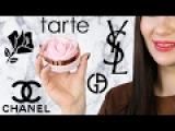 Мои НОВИНКИ 2017  косметика ЛЮКС  Покупки Lancome YSL Chanel Armani Tarte Dasha Voice