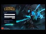 League of Legends Kalista Login Screen+ Music