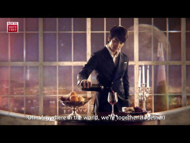 Lotte Duty Free 2013 Music Video (ENG Ver.) - Song Seung HeonLin Chi Ling