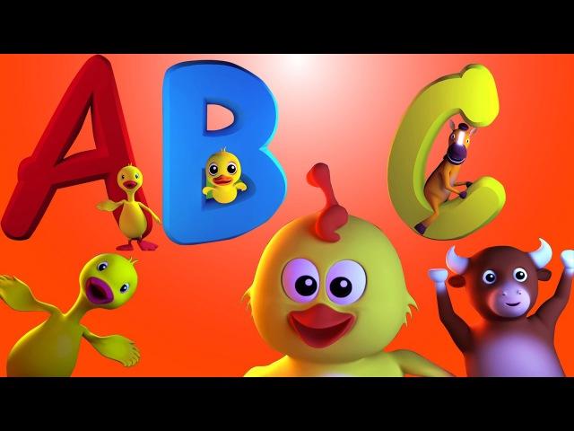 Chanson d'abc nursery chanson rime pour enfants ABC Song Learn ABC Rhyme For Kids