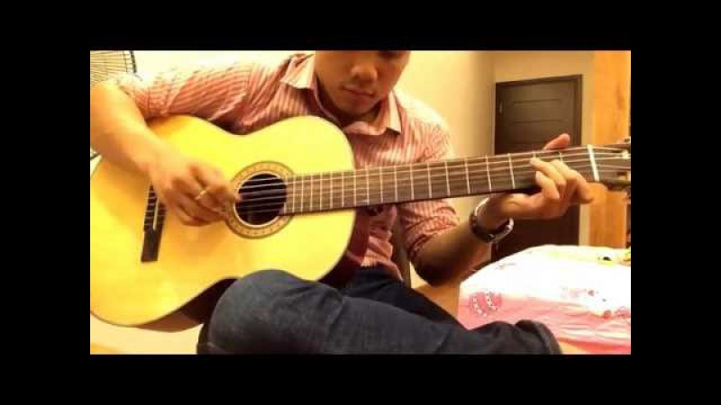 Guitar Happy Birth Day To You Fingerstyle Remix version ★ Tú Hoàng Guitar