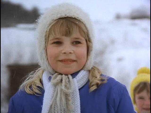 Пеппи Длинный чулок (Pippi Långstrump). 8 серия. Пеппи и Рождество.