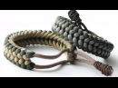 How to Make a Mad Max Style Sanctified Paracord Bracelet-Bonus:Cobra/King Cobra ending knot