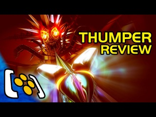Thumper VR Ритм игра