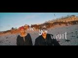 Qulinez - Who you want (Lyrics video)
