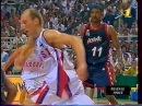 Сб.России отыграла в концовке 10 очков у США и победила, 1998 г.