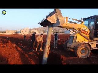 +18 Russian & Syrian Regimes crimes in Aleppo حلب كفركرمين - مجزرة وحشية ج3 07-12-2016