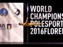 Olena Minina - 3rd place World Championship Pole Sport 2016 Florence