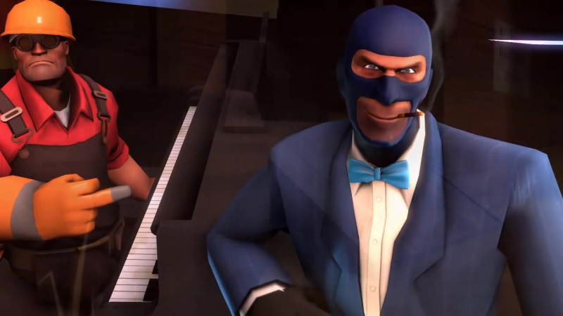 [Saxxy] Spy and Engineer - THE MUSICAL
