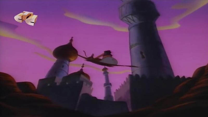 Аладдин Aladdin Заставка