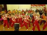Танц-плантация 22 апреля 2017 Флешмоб Супер Кеды
