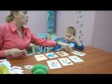 Английский у дошкольников, отчетные занятия в Keep in Touch-Тушино, ноябрь 2016.