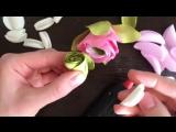 МК Цветок из фоамирана