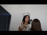 Фотосессия Красы России Лады Акимовой для международного конкурса красоты