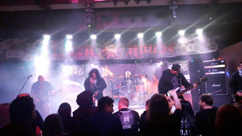 22.10.2016 Rock House HOSTILE BREED-Корми Своих Волков