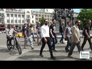 Kharkiv BookFest-2017: Парад бородачей