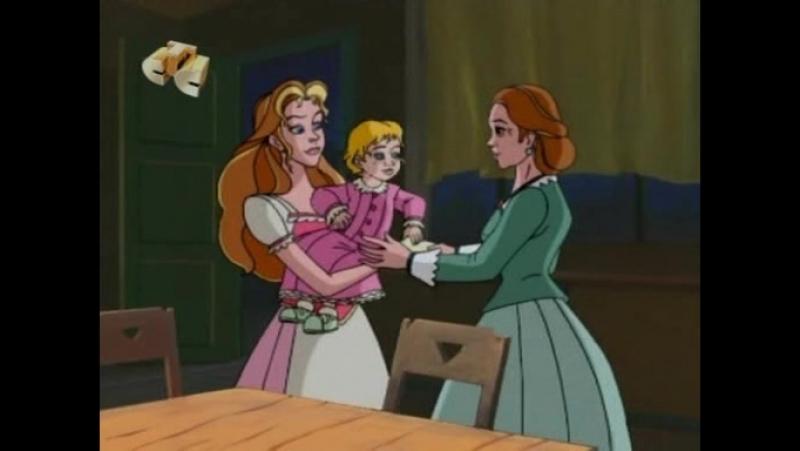 Принцесса Сисси — 1 сезон, 7 серия. Риск – благородное дело
