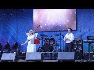 """Невероятно зажигательная и красивая песня!!!!!!Николай Талейсник и Вера Харина - """"Белые крылья любви""""(кавер)."""