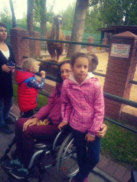 для детей Заволжского отделения Городецкой организации инвалидов была организована поездка в Нижегородский зоопарк «Лимпопо»
